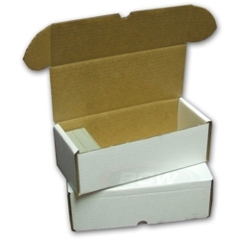 BCW 500-Count Cardboard Box