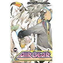 Air Gear GN Vol 36