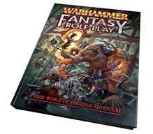 Warhammer Fantasy Roleplay: 4th Ed Rulebook