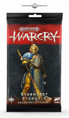 Warcry Cards: Stormcast Eternals Sacrosanct Chamber