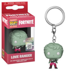 Pocket Pop! Keychain - Fortnite- Love Ranger