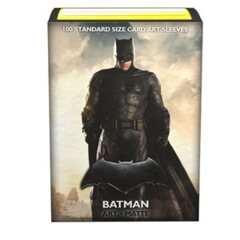 Dragon Shield Limited Edition Matte Art: Justice League Batman