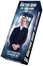 Doctor Who the Card Game: Twelfth Doctor Expansion One