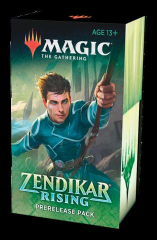 Zendikar Rising Prerelease (Take-Home)