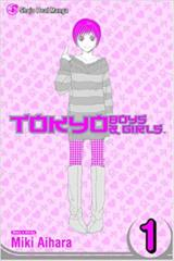 Tokyo Boys and Girls GN Vol 01