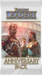 7 Wonders Anniversary Pack: Leaders