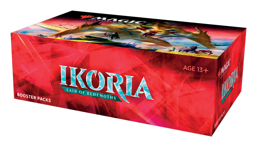 Ikoria: Lair of Behemoths Booster Box - English