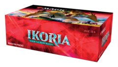 Ikoria: Lair of Behemoths Booster Box - English