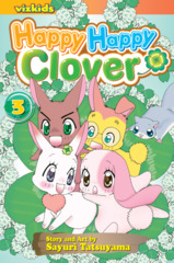 Happy Happy Clover vol 3