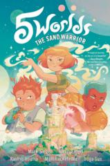 5 Worlds GN Vol 01 Sand Warrior