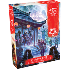 Legend of the Five Rings Roleplaying: Beginner Game