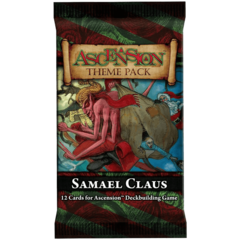 Ascension Theme Pack- Samael Claus