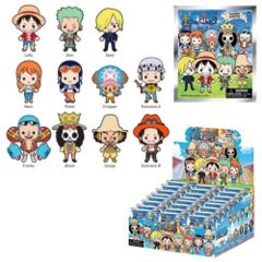 One Piece Figuarl Keyring