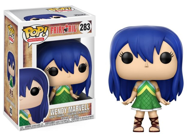 Pop! Animation: Fairy Tail - Wendy