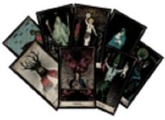 Kult: Divinity Lost Tarot Deck