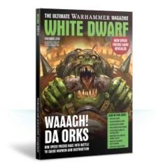 White Dwarf Magazine November 2018
