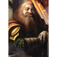 Fantasy Flight Sleeves: LOTR - Gimli Sleeves 50ct