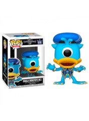Pop! Video Games: Kingdom Hearts -Donald (Monster's Inc)