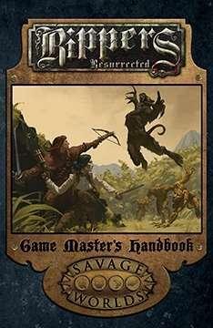 RIPP-2: Rippers Resurrected Game Masters Handbook (Hardcover)