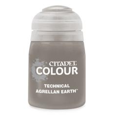 Technical: Agrellan Earth
