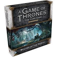A Game of Thrones Second Edition Wolves of the North Expansion