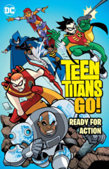 Teen Titans Go Ready For Action TP