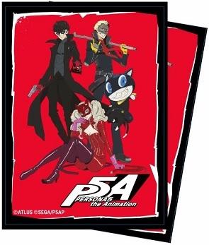 Ultra Pro Sleeves: Persona - the Phantom Thieves