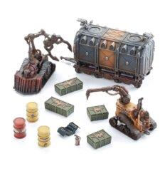 Battlezone: Manufactorum Conservators