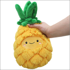 Mini Squishable Pineapple