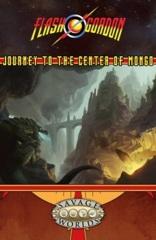Savage World Of Flash Gordon Game Master Screen
