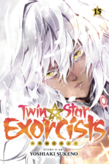 Twin Star Exorcists GN Vol 15