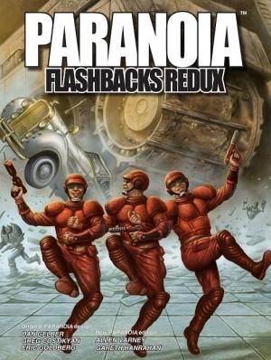 Paranoia - Flashbacks Redux (Hardcover)
