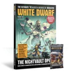 White Dwarf Magazine October 2018