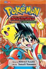 Pokemon Adventures GNVol 23