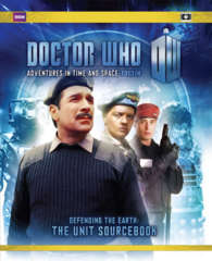 Doctor Who RPG - Defending the Earth: The UNIT Sourcebook