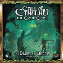 Call Of Cthulhu TCG:  The Sleeper Below