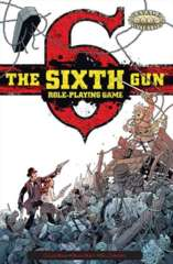 TSG-1: The Sixth Gun (Hardcover)