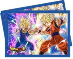 Ultra Pro Sleeves: Dragon Ball Super - Vegeta vs. Goku