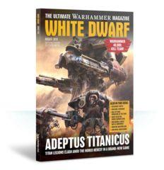 White Dwarf Magazine August 2018