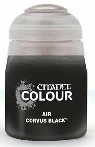 Air: Corvus Black
