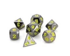 RPG Set - Sinister Chrome w/ Yellow