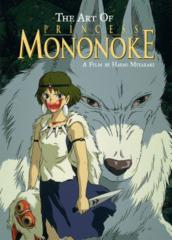 Art Of Princess Mononoke HC