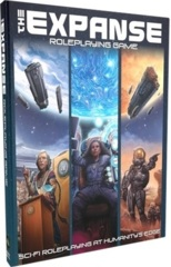 The Expanse Core Book