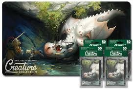 StarCityGames.com Playmat - Creature Collection - Playing with Fire