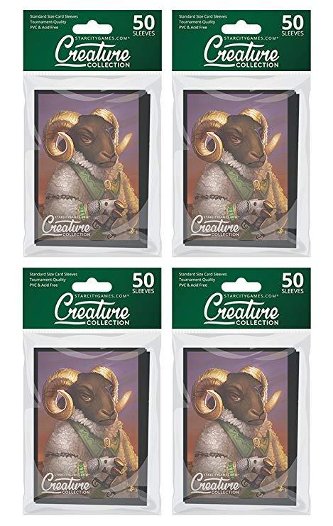 StarCityGames.com Matte Sleeves - Creature Collection - Fleecekeeper