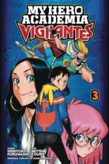 My Hero Academia Vigilantes GN Vol 03