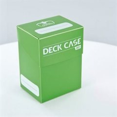 Ultimate Guard Deck Case 80+ Green