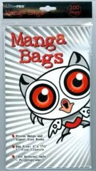 Ultra Pro Manga Bags