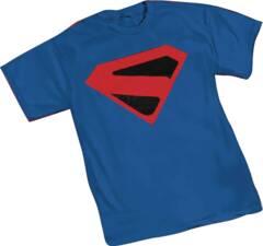 Dc Kingdom Come Superman Symbol T/S Med