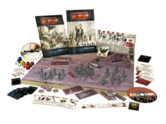 The Walking Dead: All-Out War Miniatures Game